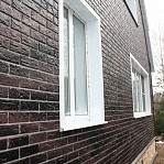 Цокольный сайдинг Hand-Laid Brick